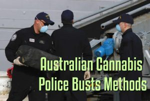 Australian Cannabis Police Busts Methods